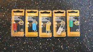 ( 5 each) ATM Mini Blade Circuit Breaker Type 1 auto reset , Littelfuse
