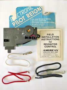 RV-Camper-Manual-Pilot-Water-Heater-Automatic-Igniter-ReIgniter-Suburban-Atwood