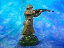 Soldat en composition tireur debout 5 (ELASTOLIN, HAUSSER, DURSO, DC, SOLIDO ?)