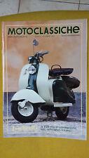 MOTOCLASSICHE n. 66 ottobre 1993 LAMBRETTA   allegato a Ruoteclassiche