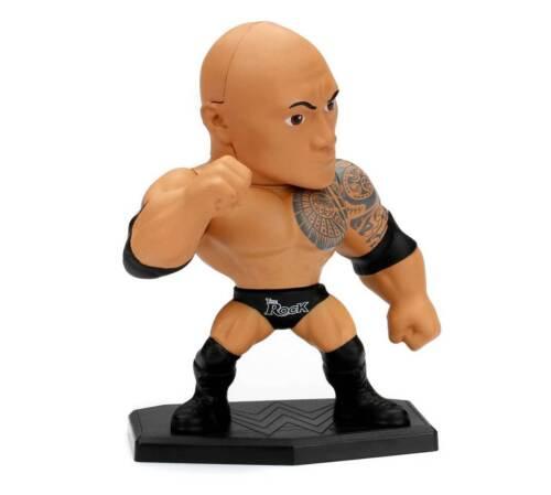"""The Rock 4/"""" METALS WWE M211"""