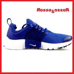 5 23 Donna 37 Air Scarpe Blu Gs Sneakers N Cm Presto Da 5 Nike ZzwfU