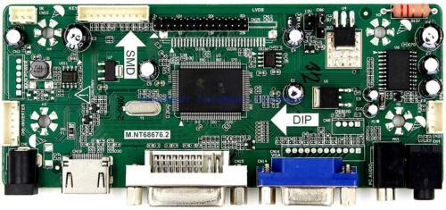 HDMI+DVI+VGA LCD LED screen Controller Board Kit for LTN154U2-L04-0 LTN154U2-L05