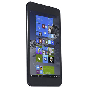 Connect-8-034-Tablet-Intel-Atom-Quad-Core-1GB-RAM-32GB-HDD-Wi-Fi-Windows-10-Black