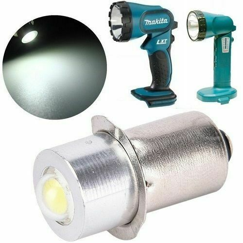 18v Volts LED bulb for Makita torch flashlight flash light BML185 ML180 & 181