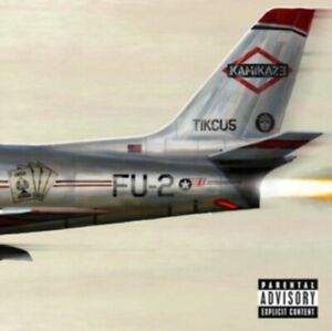 Kamikaze-Eminem-explicit-version-CD-NEW-amp-SEALED