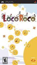 LocoRoco (Sony PSP, 2006) - European Version