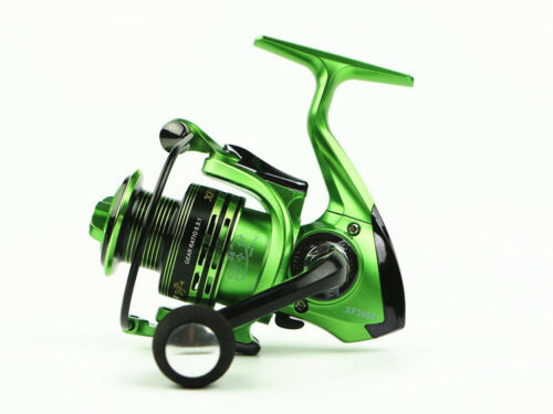 14BB Ball RightLeft Handed Saltwater Freshwater Fishing Spinning Reel XF green