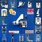 Generic Snap on Low Shank Feet Foot Sewing Machine Presser UNIVERSAL