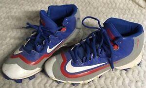 Nike Details Cleats Mens 807141 Huarache Keystone Baseball Red Size About 7 White Blue 2kfilth Yfgy7I6bvm