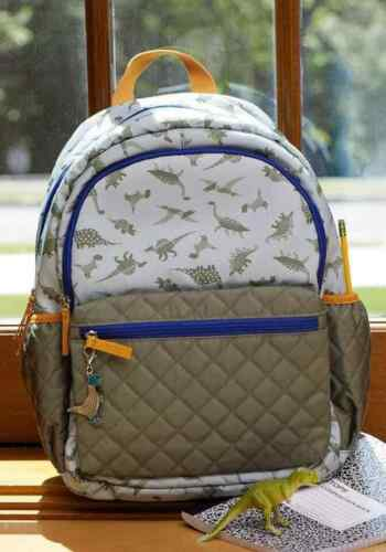 boys//Girls Matilda Jane Moments with you Dino Dinosaur backpack bag NEW