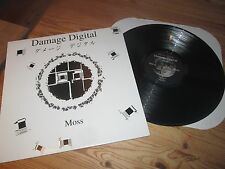 DAMAGE DIGITAL MOSS LP outo sob napalm death siege repulsion assuck lipcream sod