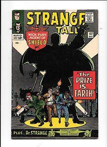 Strange-Tales-137-October-1965-1965-Doctor-Strange-Nick-Fury-SHIELD