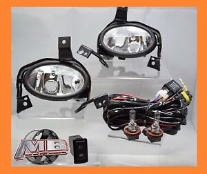 2010 2011 honda crv replacement clear fog light kit wiring. Black Bedroom Furniture Sets. Home Design Ideas