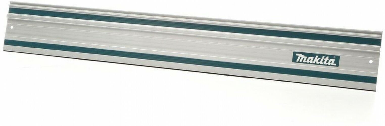 Saw Guide Rail 55 in. Plunge Silber Aluminum Straight Cuts Power Tool Accessory