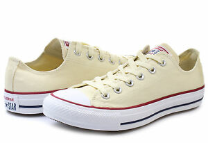 Converse All Star Ox LOW M9165C TGL 37 DONNA SNEAKER CHUCKS Beige