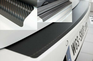 SparSET-fuer-SEAT-ATECA-Einstiegsleisten-Ladekantenschutz-3D-Carbon-Schwarz
