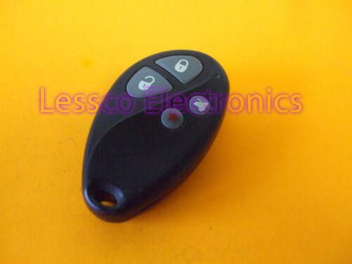 OEM Code Alarm Audiovox PROTX4 Alarm Transmitter Remote Fob