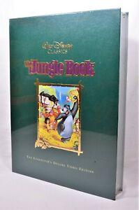 Walt-Disney-Classics-The-Jungle-Book-Collectors-Deluxe-Video-Edition