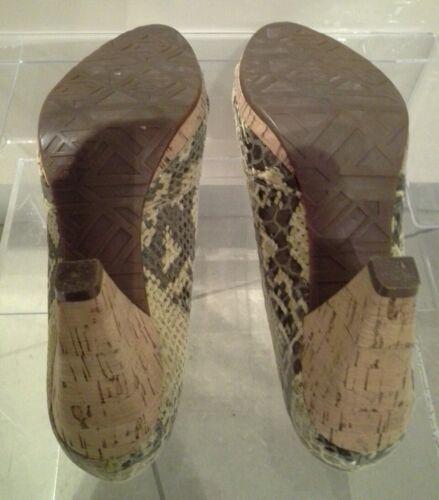 Leather scarpe 5 Toe 35 Peep 5 Klein American 5 Eu 3 Sizeuk Anne gtq1Ixw