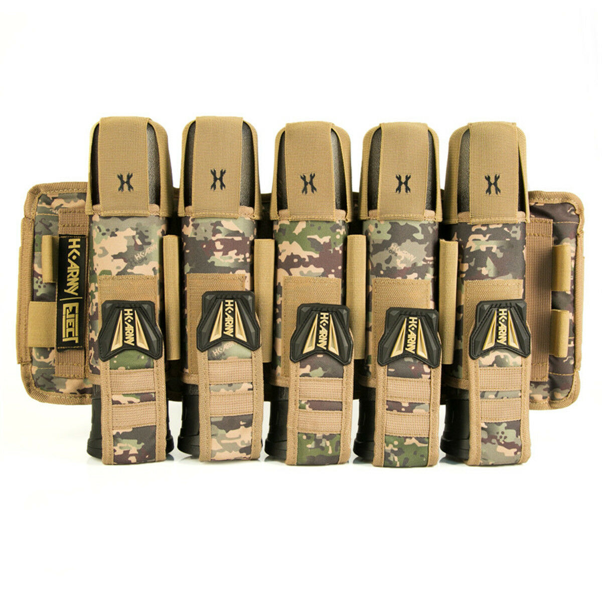 HK Army Eject Harness - HSTL Cam - 5+4