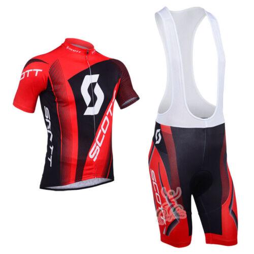 Men 2019 New Cycling Short sleeve jerseys Bike Bib shorts set Ropa Ciclismo D91