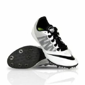 online store 87fa5 6d507 Image is loading NEW-NIKE-ZOOM-RIVAL-TRACK-SHOES-SPIKES-616313-