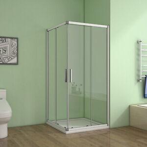 Mamparas angular doble puertas correderas gris mate - Mamparas para duchas fotos ...