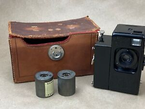 Debrie-Sept-Vintage-1920s-Spring-driven-motor-camera-for-still-pictures-Rare