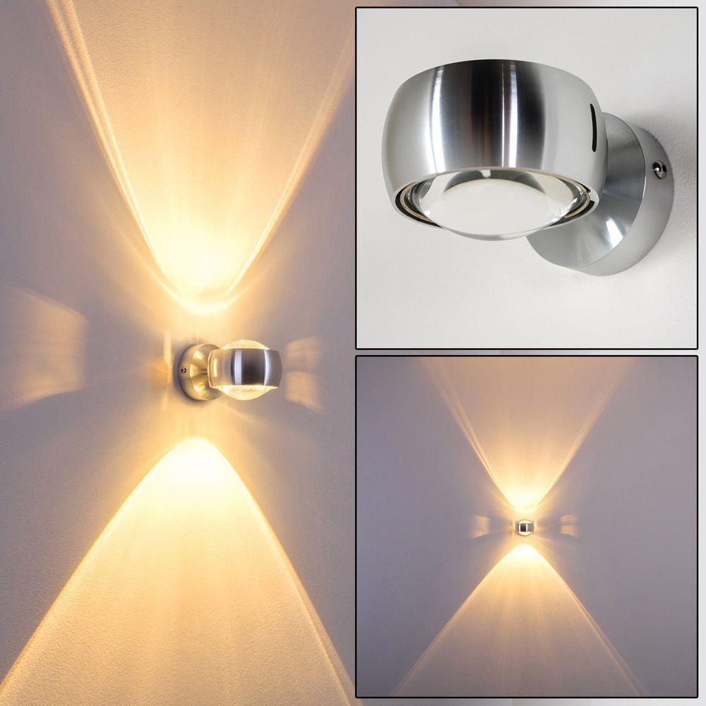 Design Wandleuchte Strahler Lampe Flur Treppen Haus Wohn Schlaf Zimmer Sapri   München