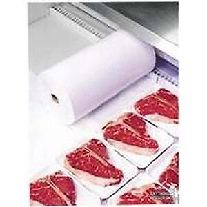"""Sealed Air Cellu Liner Meat//Dairy Case Liner White 250 Feet L x 30/"""" W"""