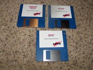 Amiga-Graphics-Starter-Kit-Commodore-Amiga-3-5-034-floppy-disks