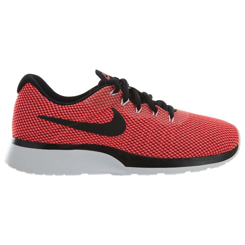 Nike Tanjun Racer668-601 Tropical Pink Black Running Shoes Comfortable