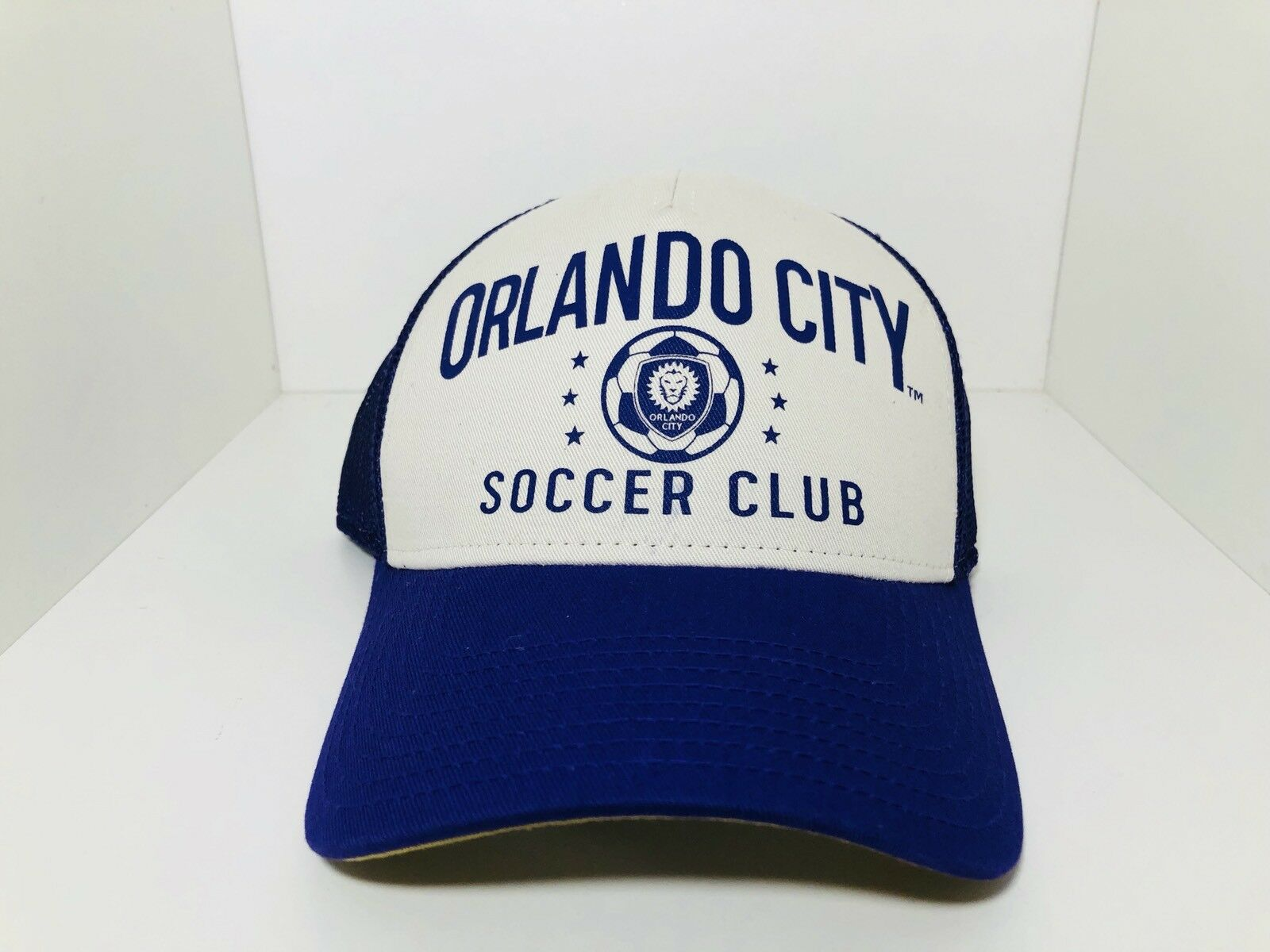 Adidas Trucker Hat Hat Trucker Orlando City Soccer Club Cap MLS  AK6224 cdc82b