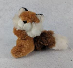 Dan Dee Fox With Fluffy Tail Stuffed