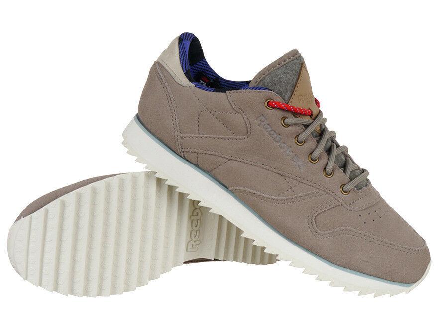 Reebok Classic Leder Turnschuhe Outdoor Damen warme Thinsulate Thermo Schuhe