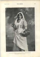 1898 Miss Maudie Jeffries Manx Man Mad King Of Bavaria