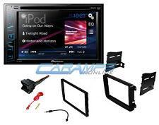 NEW PIONEER CAR STEREO RADIO & CD/DVD PLAYER WITH INTALLATION KIT FOR VOLKSWAGEN