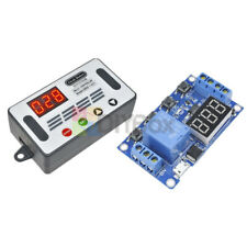 Micro Usb 6 30v Led Auto Delay Timer Controller Mos Switch Relay Module Display