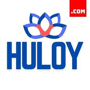 Huloy-com-5-Letter-Short-Domain-Name-Brandable-Catchy-Domain-COM-Dynadot