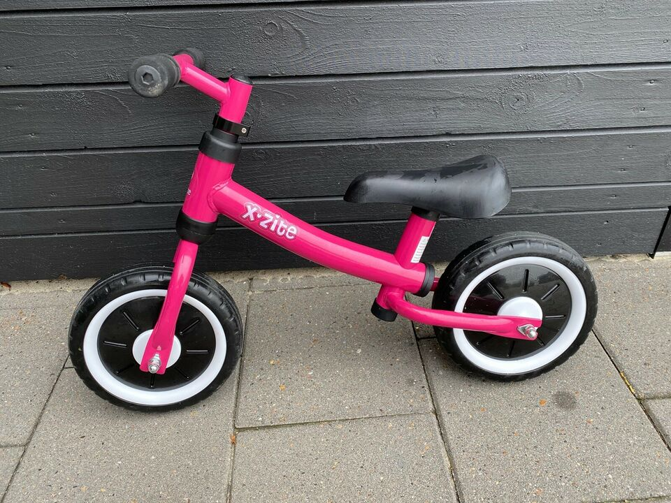 Pigecykel, løbecykel, X-zite
