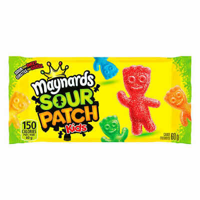 Brand New Maynards Gummy Candy Sour Patch Kids Fuzzy Peach Cherries Etc Ebay