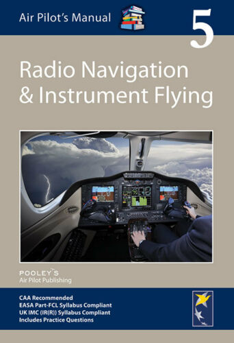 1 of 1 - The Air Pilot's Manual 5 : Radio Navigation  by Trevor Thom *LATEST EDITION*