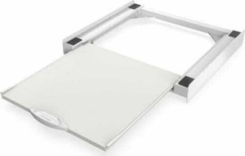 Meliconi Kit colonna Lavatrice Asciugatrice Congiunzione Mensola Bianco 656105