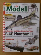 Zeitschrift ModellFan, Mai 2014.