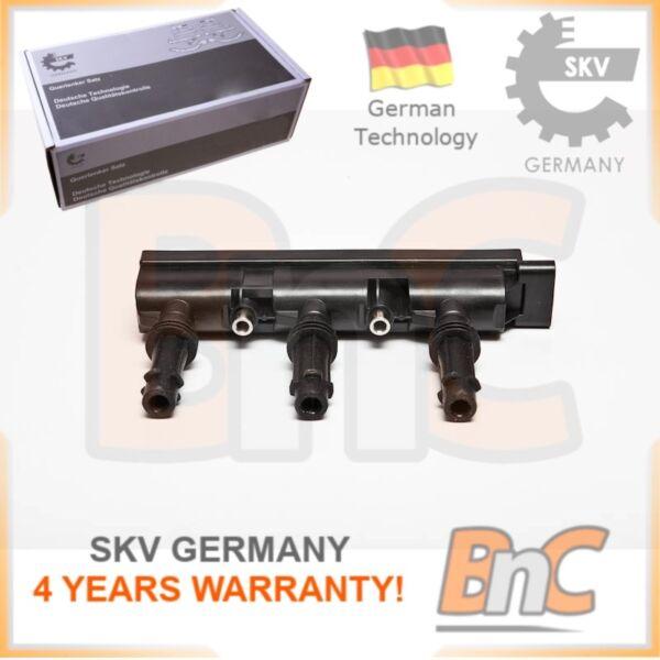 # Genuine Skv Germania Heavy Duty Bobina Di Accensione Per Opel Vauxhall Corsa D In Corto Rifornimento