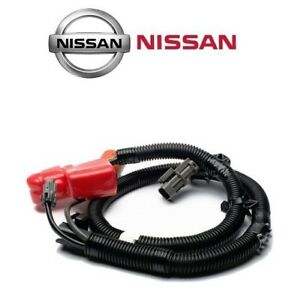 Image Is Loading For Genuine Oem Positive Battery Cable Nissan