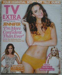 Jennifer Metcalfe  TV Extra Magazine  24 April 2016 - <span itemprop='availableAtOrFrom'>Northolt, Middlesex, United Kingdom</span> - Jennifer Metcalfe  TV Extra Magazine  24 April 2016 - Northolt, Middlesex, United Kingdom