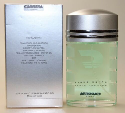 CARRERA 100 ml After Shave Spray Neu in OVP  m3iZS WTEQE