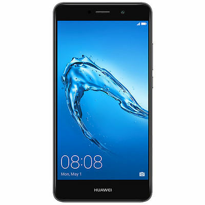 HUAWEI NOVA LITE + PLUS 16GB GRAY BLACK NERO 5,5  BRAND GARANZIA ITALIA 16 GB